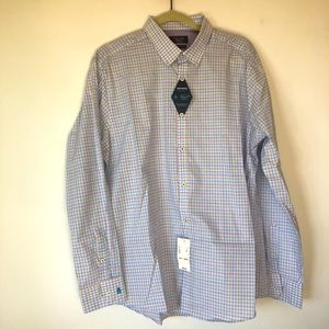 PENGUIN stretch and fit men's collared shirt NWT!